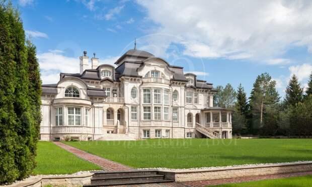 Самые дорогие дворцы, которые можно купить на Циан