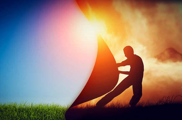 «Помните, в самые трудные времена Вселенная протянет вам руку помощи!»