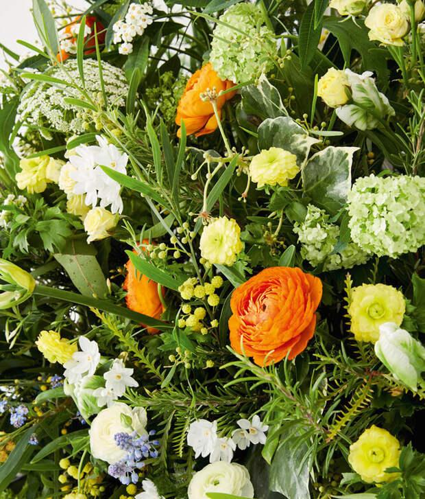 Вам букет! Украшаем дом живыми цветами