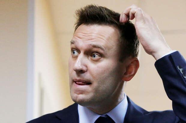 Зачем прилетает Навальный?