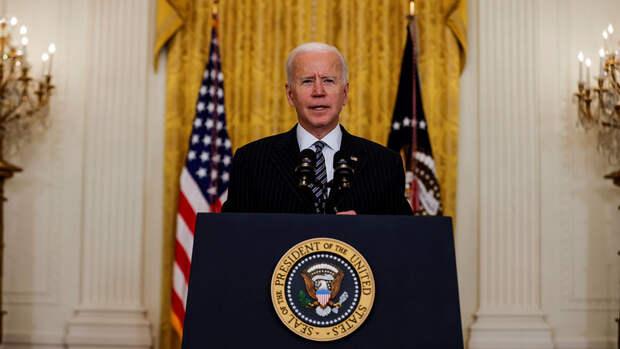 Байден продлил санкционный режим против Сирии