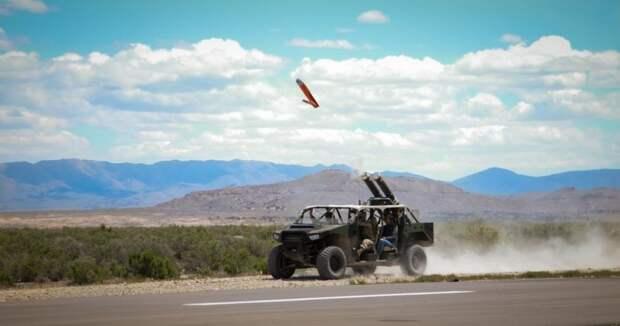 Лёгкий автомобиль – вместо XQ-58A Valkyrie. Новая тактика может изменить возможности пехоты