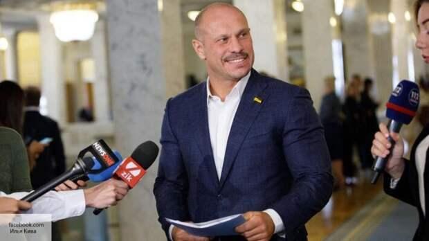 Кива призвал помешать действиям Киева по борьбе с COVID-19