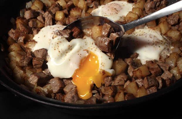 Превращаем яйца в 12 разных блюд на ужин