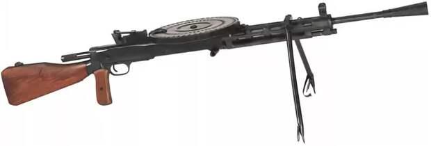 Пулемет Дегтярева модернизированный образца 1944 г. <br>