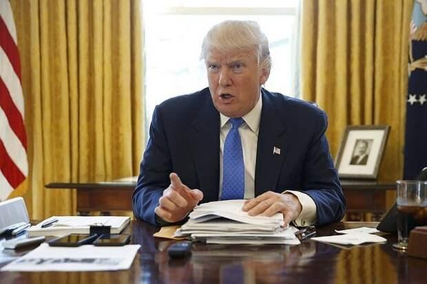 Трамп серьезно относится к возможности вновь баллотироваться на пост президента США