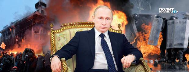 Российский президент Владимир Путин имеет свою систему ценностей и взглядов, в которой не существует...