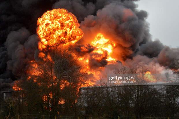 Об украинском следе в чешских взрывах на складах боеприпасов