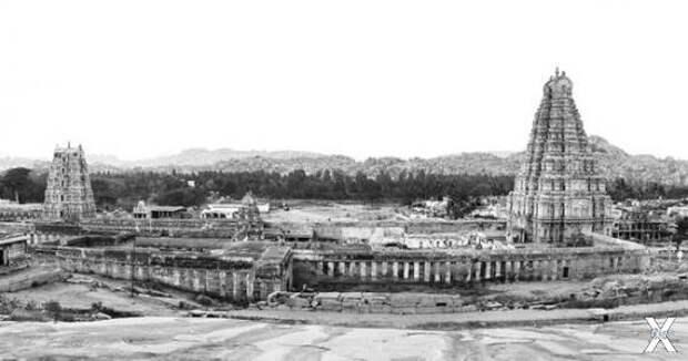Храм Вирупакши, посвященный Шиве