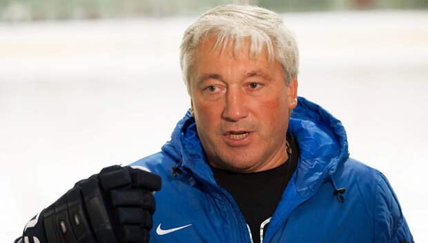 Назначен новый главный тренер подольского хоккейного клуба «Витязь»