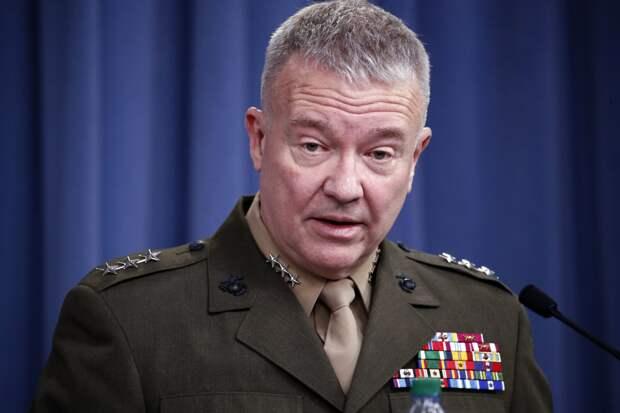 Генерал Кеннет Маккензи: Россия виновата в том, что мы перебросили БМП Bradley в Сирию