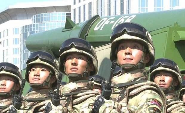 Китайский дипломат: Нам надо быть готовыми к нанесению ядерного удара по США первыми