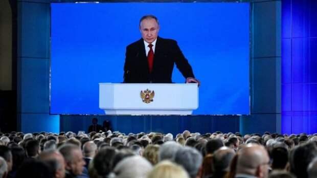 Регионы смогут развиваться— Володин о«беспрецедентных мерах» Путина