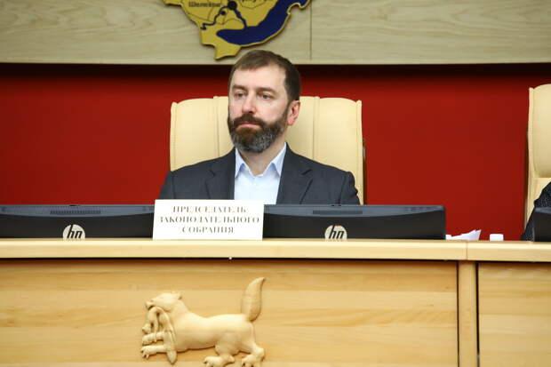 Спикер ЗС настаивает на выделении дополнительных средств муниципалитетам Иркутской области