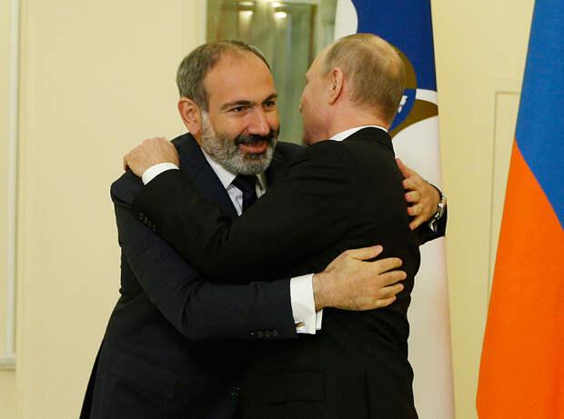 Ну что, Армения? Плохо без России?