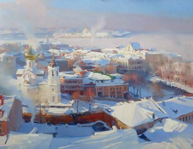 Художник Алексей Чернигин: стиль вне стиля