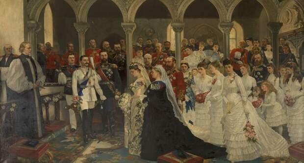 Свадьба королевы Виктории и принца Альберта: истинная любовь на всю жизнь