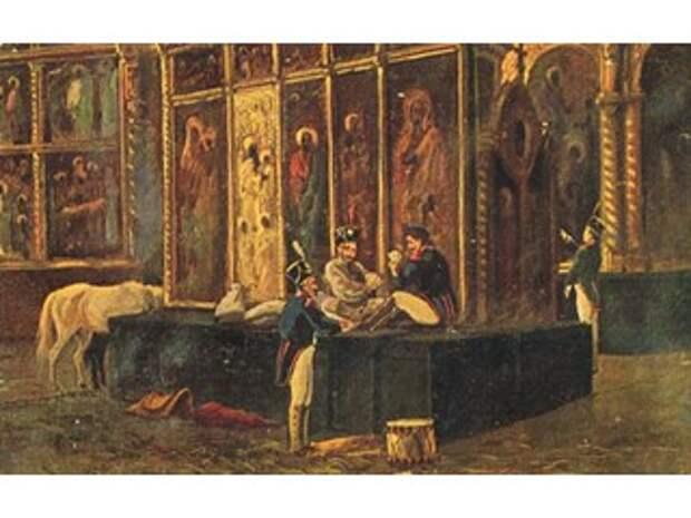 Европейские цивилизаторы в «дикой Московии»
