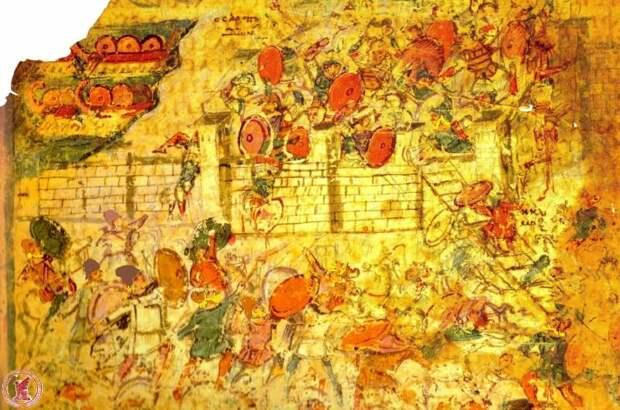 «Копьё судьбы» древних славян VI—VIII веков