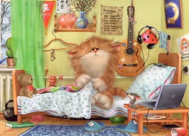 коты Алексея Долотова – 31