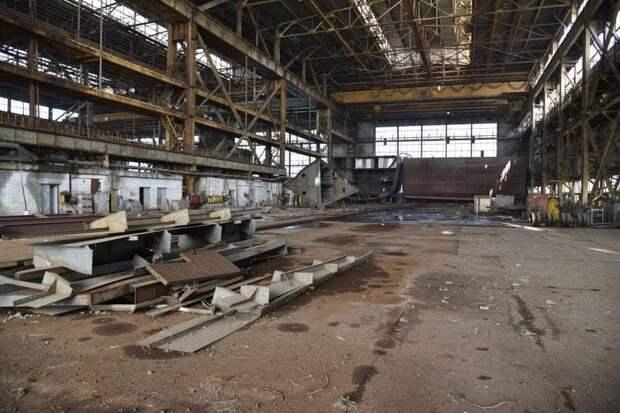 Новости украинского судостроения
