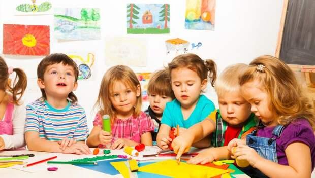 Дети: тренировка мозгов