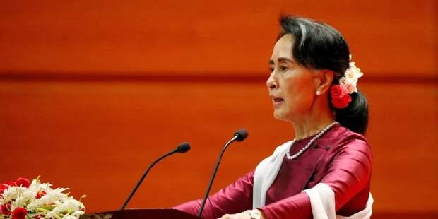 В Мьянме начался «государственный переворот»