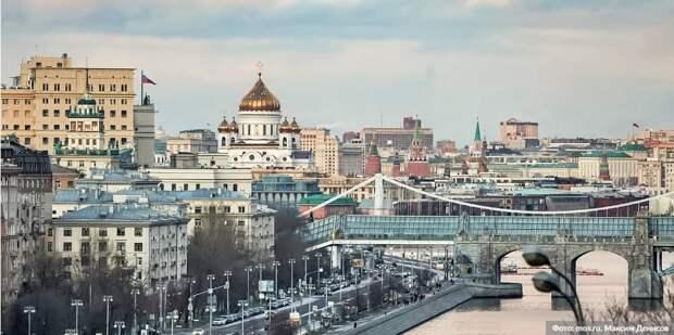 Сергунина: Москва подтвердила соответствие международным стандартам устойчивого развития. Фото: М.Денисов, mos.ru
