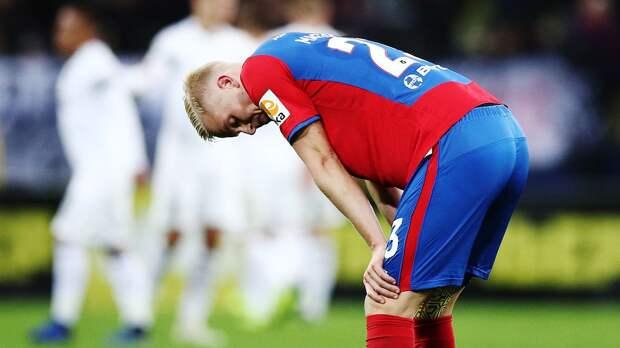 Агент: «У Магнуссона серьезное повреждение, не уверен, что он присоединится к ЦСКА на сборах»