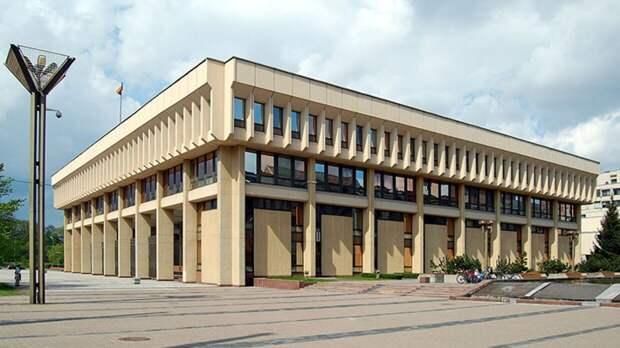 Власти Литвы надеются получить от России 800 миллиардов долларов