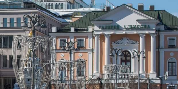 Пенсионеры из Бегового посетили экскурсию в галерее Шилова