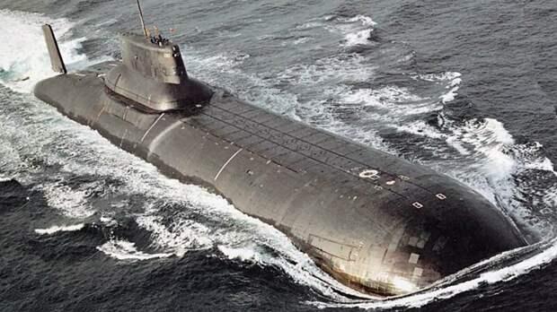 Борьба за военный паритет апл, вмф, проект 941 «Акула», страницы истории