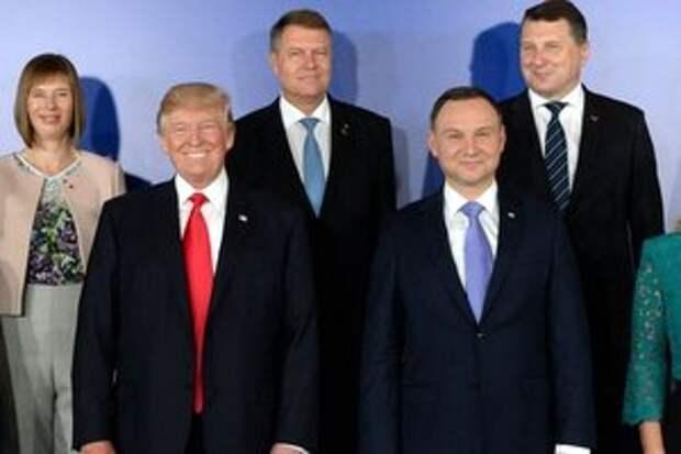Трамп заверил прибалтов в своей жёсткой позиции по России