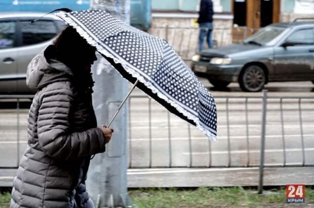 Крымчане могут не ждать сезона дождей