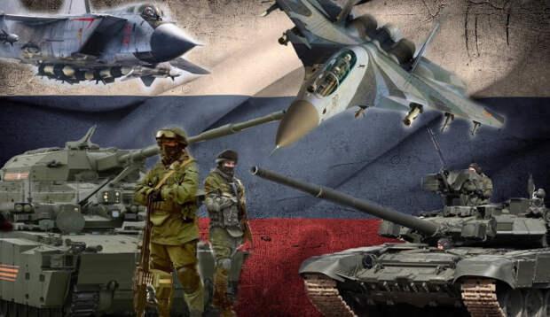 Мягкое обаяние грубой русской силы... красивые слова и некрасивые бомбы!