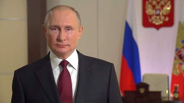 Владимир Путин рассказал о своем состоянии после второй дозы вакцины