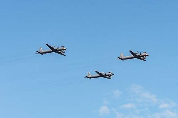 Приполярные территории будут патрулировать Ил-38 и Ил-38Н
