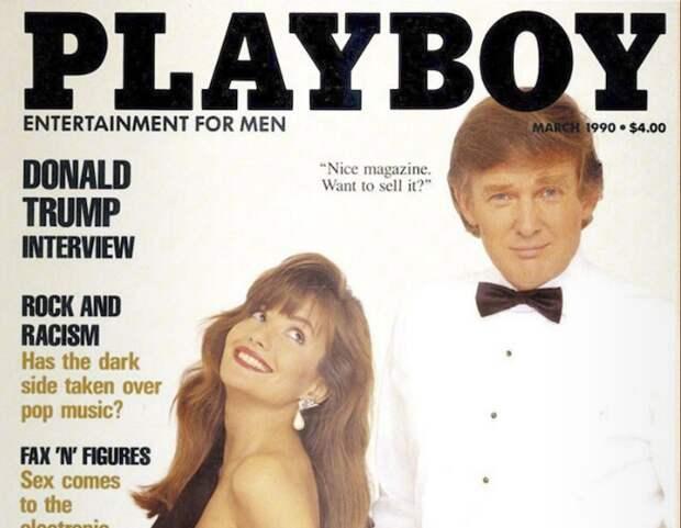 Впервые на русском языке: интервью с Трампом в «Плейбое» 1990 года. Чистое, беспримесное золото