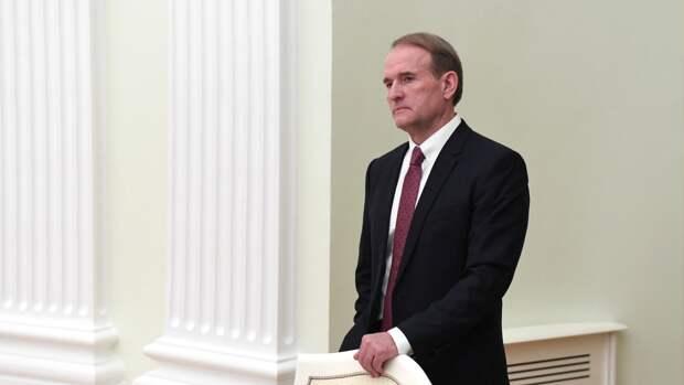 Политолог Жарихин рассказал, как преследование Медведчука связано с Россией