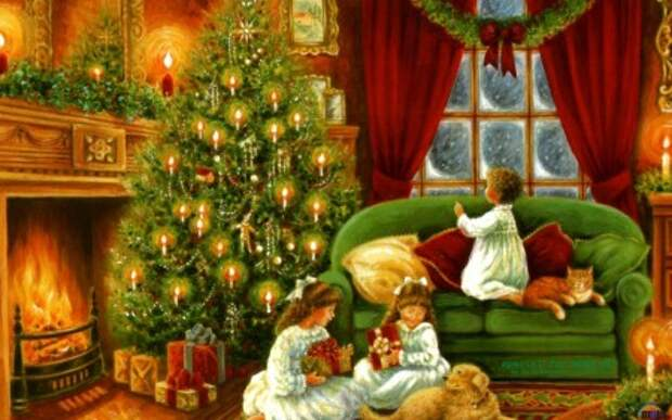 Рождество Христово: история