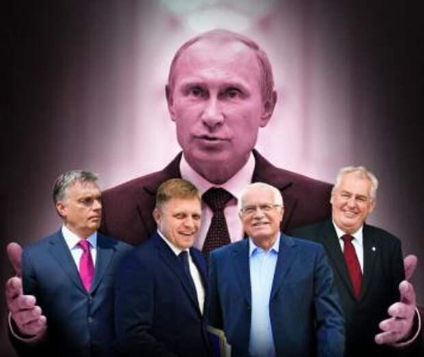 В социальном лифте России – только друзья друзей Путина