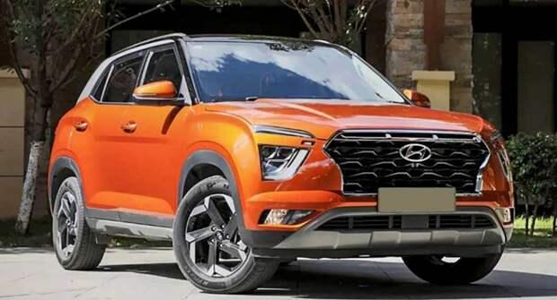 Hyundai Creta — самый продаваемый кроссовер в апреле 2021