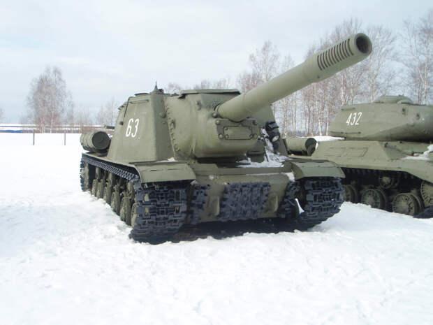Истребители танков