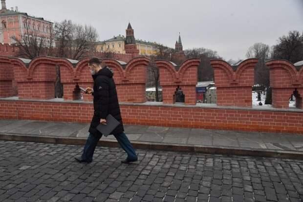 Глава Гидрометцентра предупредил москвичей о дожде со снегом