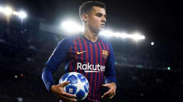 «Барселона» летом хочет продать Коутиньо