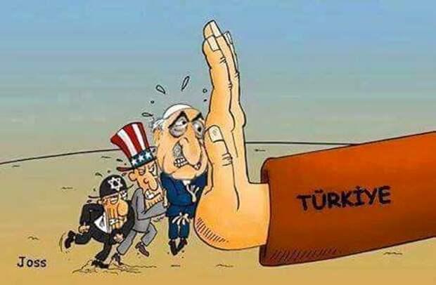 Последнее «турецкое» предупреждение НАТО и политика двойных стандартов