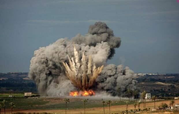 Самолеты ВКС РФ Армия разбомбили подземные объекты врага в САР