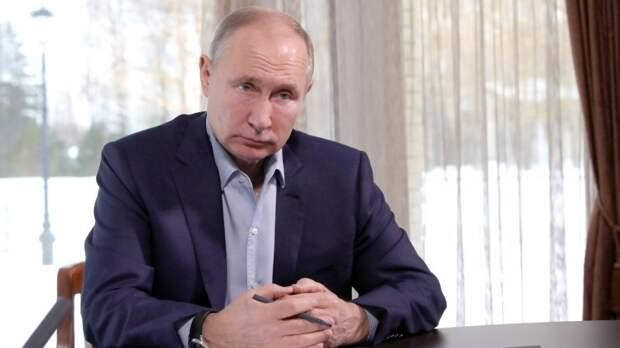 Путин оценил, насколько ухудшились отношения России и США