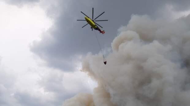 Из-за лесных пожаров изПышминки иЖелезного Перебора эвакуировали 49 тюменцев