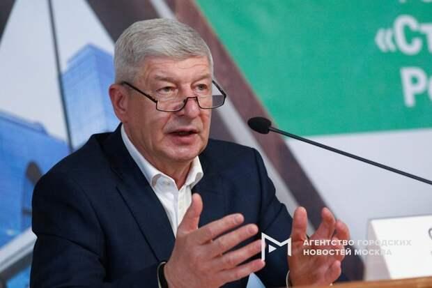 Сергей Левкин. Фото: АГН Москва
